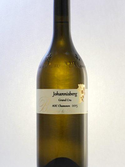 Johannisberg Chamoson Grand Cru