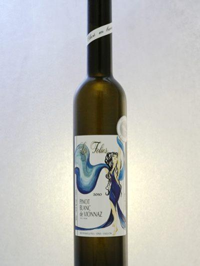 Pinot Blanc « Les Folies » Barrique